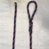14mm Harlequin Eye Splice & Rubber Whipping